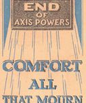 End of Axis Powers - Comfort All That Mourn